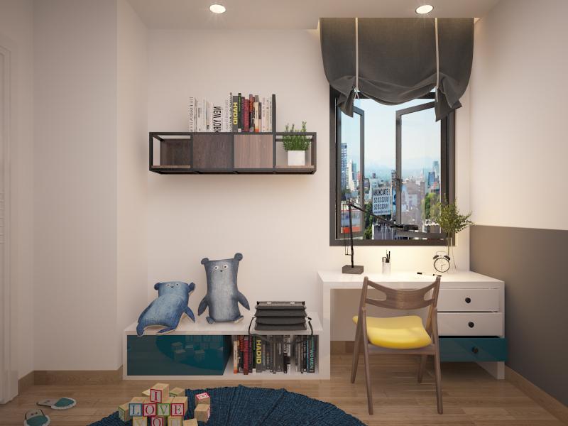 Gói nội thất chung cư giá rẻ 4