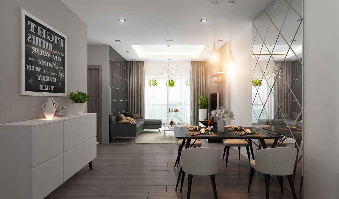 Gói nội thất chung cư giá rẻ 3