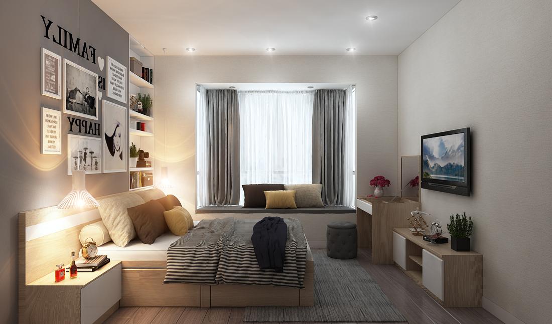 Gói nội thất chung cư giá rẻ 2