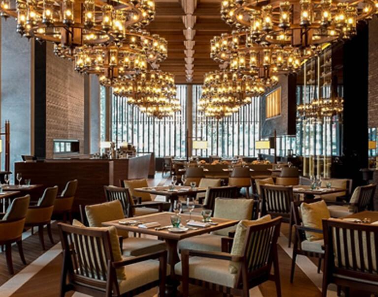 Hãy thiết kế ánh sáng quán cafe một cách tinh tế