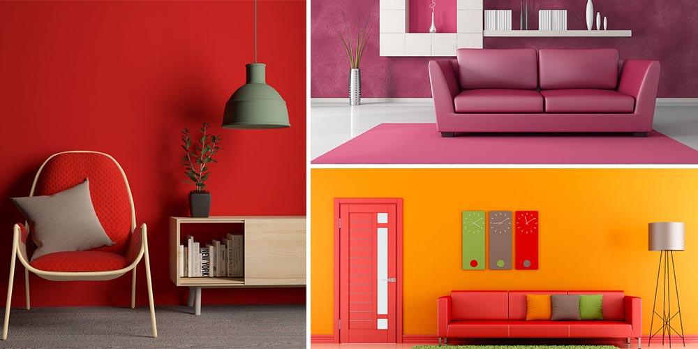 Màu sắc thiết kế nội thất