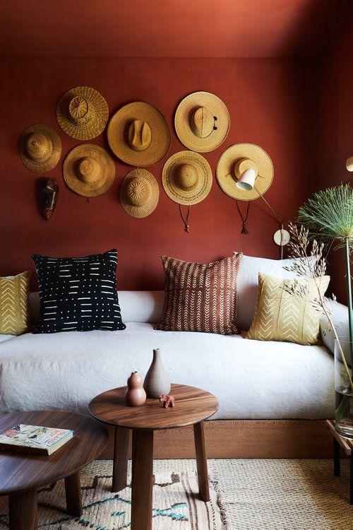 Nâng cấp tường phòng khách trưng bày của bạn