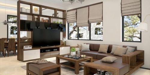 Gợi ý những món đồ nội thất gỗ tự nhiên nên có trong nhà