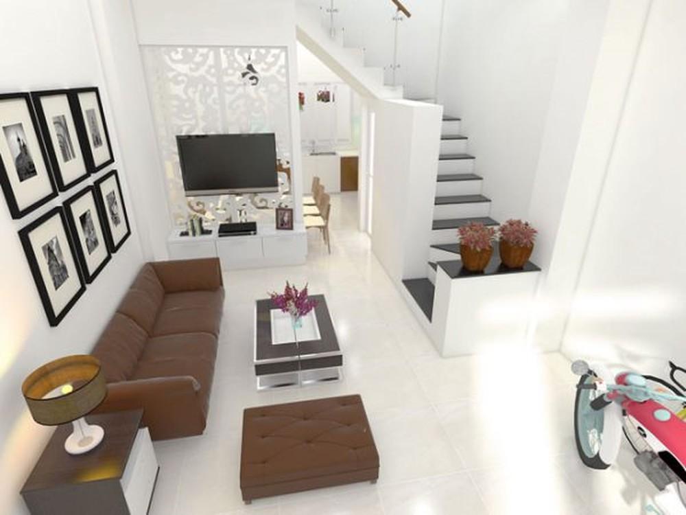 Nội thất phòng khách đẹp hiện đại 7