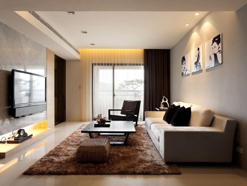 Nội thất phòng khách đơn giản mà đẹp