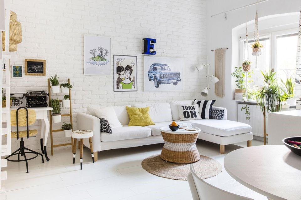 Nội thất phòng khách đơn giản mà đẹp 3