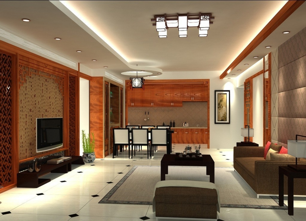 Nội thất phòng khách đơn giản mà đẹp 5