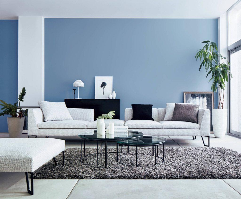 Nội thất phòng khách chung cư đơn giản 3