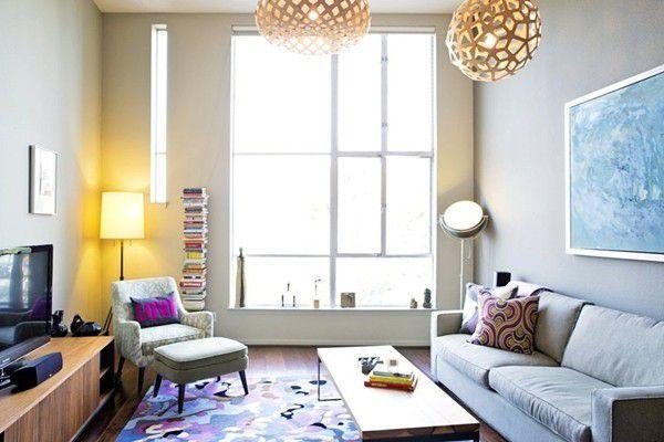 Nội thất phòng khách chung cư hiện đại 6