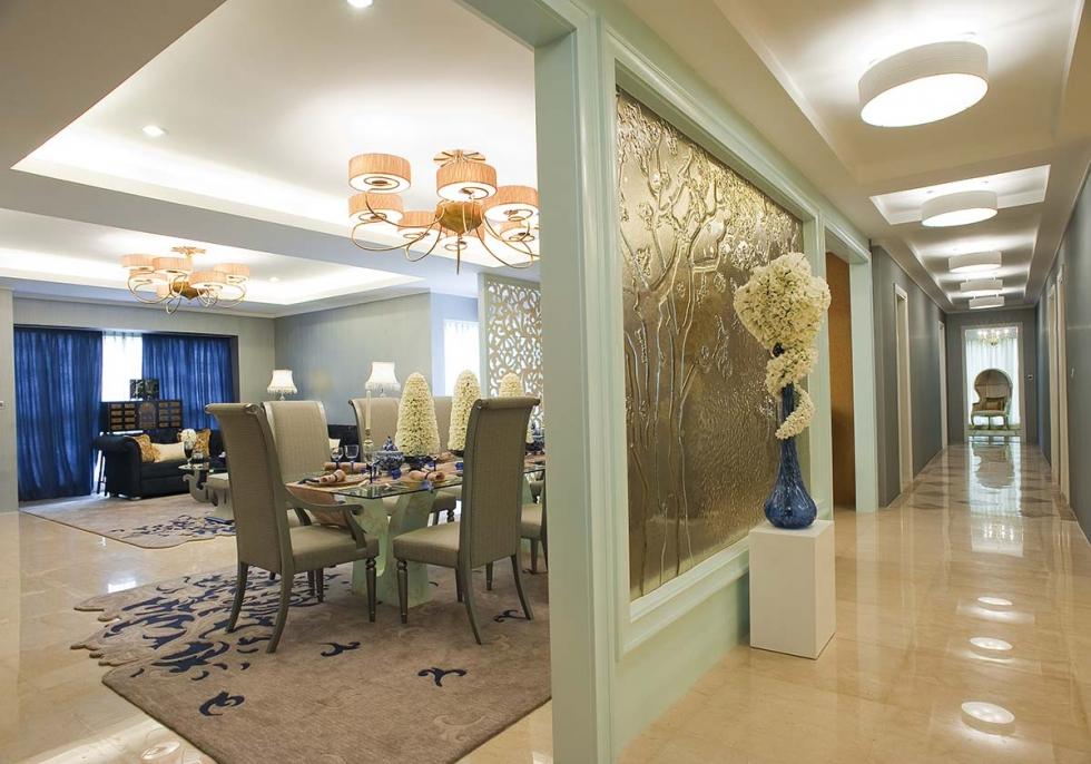 Nội thất phòng khách chung cư hiện đại 8