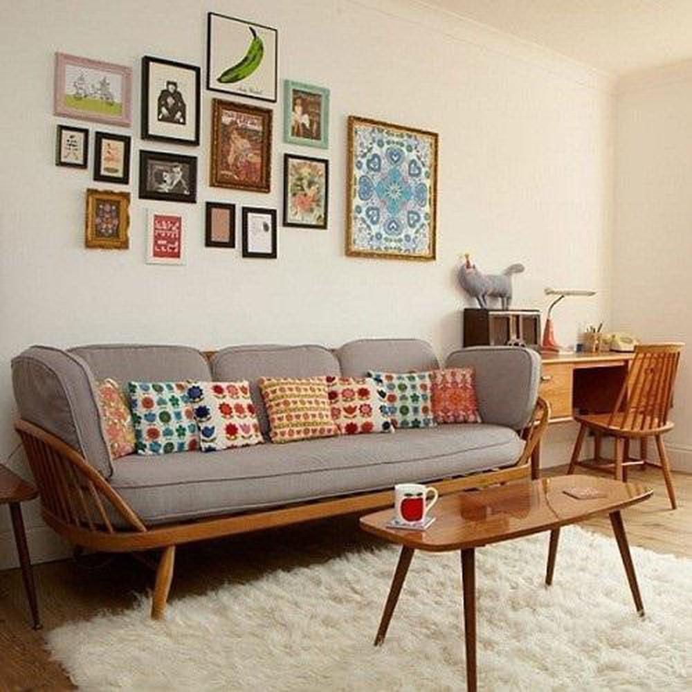 Nội thất phòng khách nhỏ 10