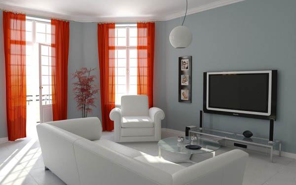 Nội thất phòng khách nhỏ 8