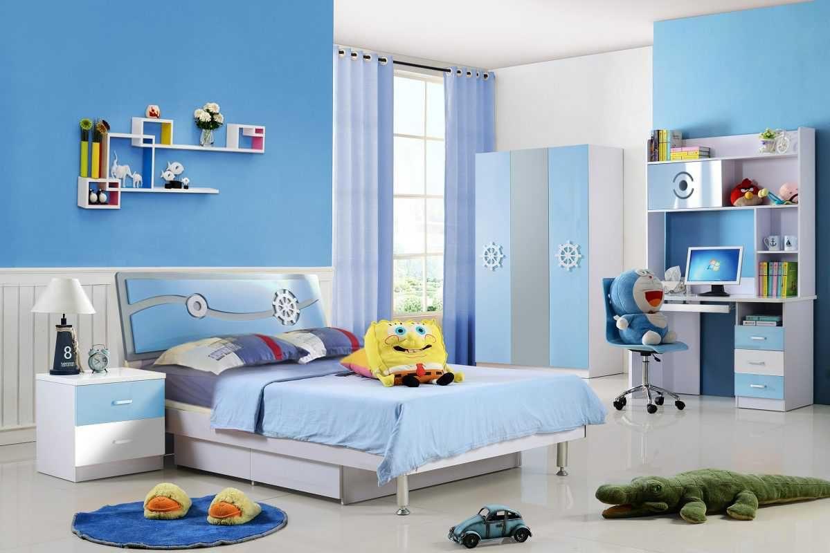 Nội thất phòng ngủ trẻ em 4