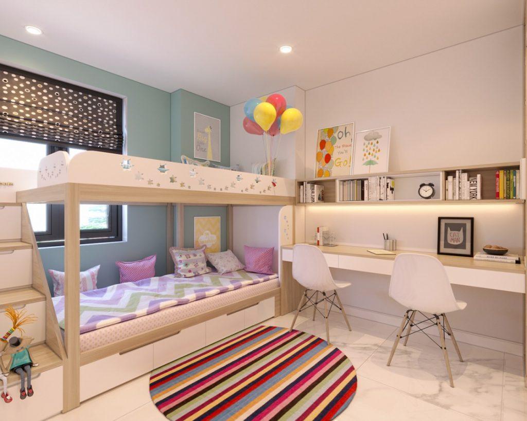 Nội thất phòng ngủ trẻ em 5