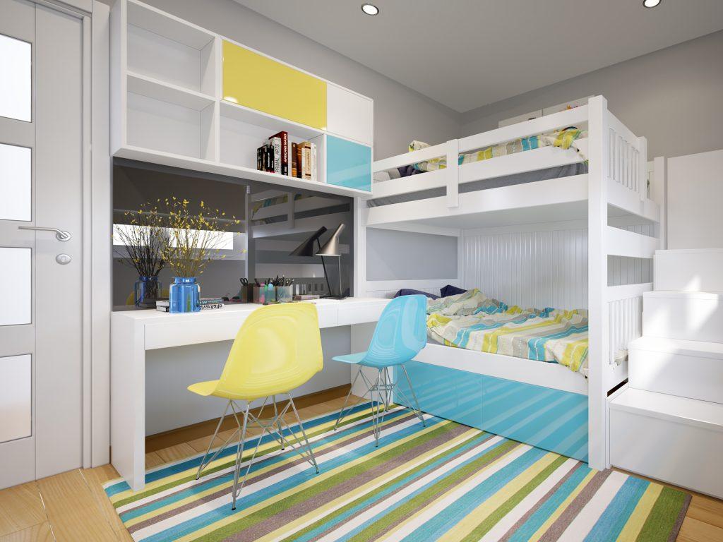 Nội thất phòng ngủ trẻ em 8