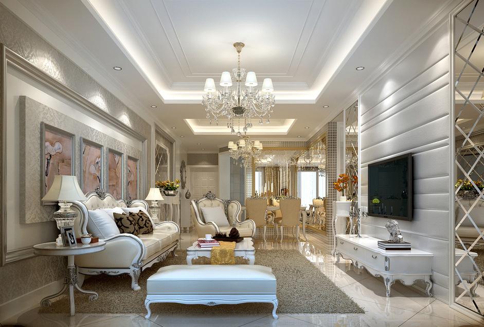 Phòng khách nhà ống 4m 3