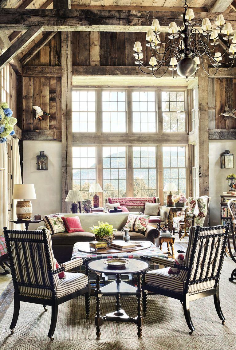 Phòng khách nhiều vị trí ngồi