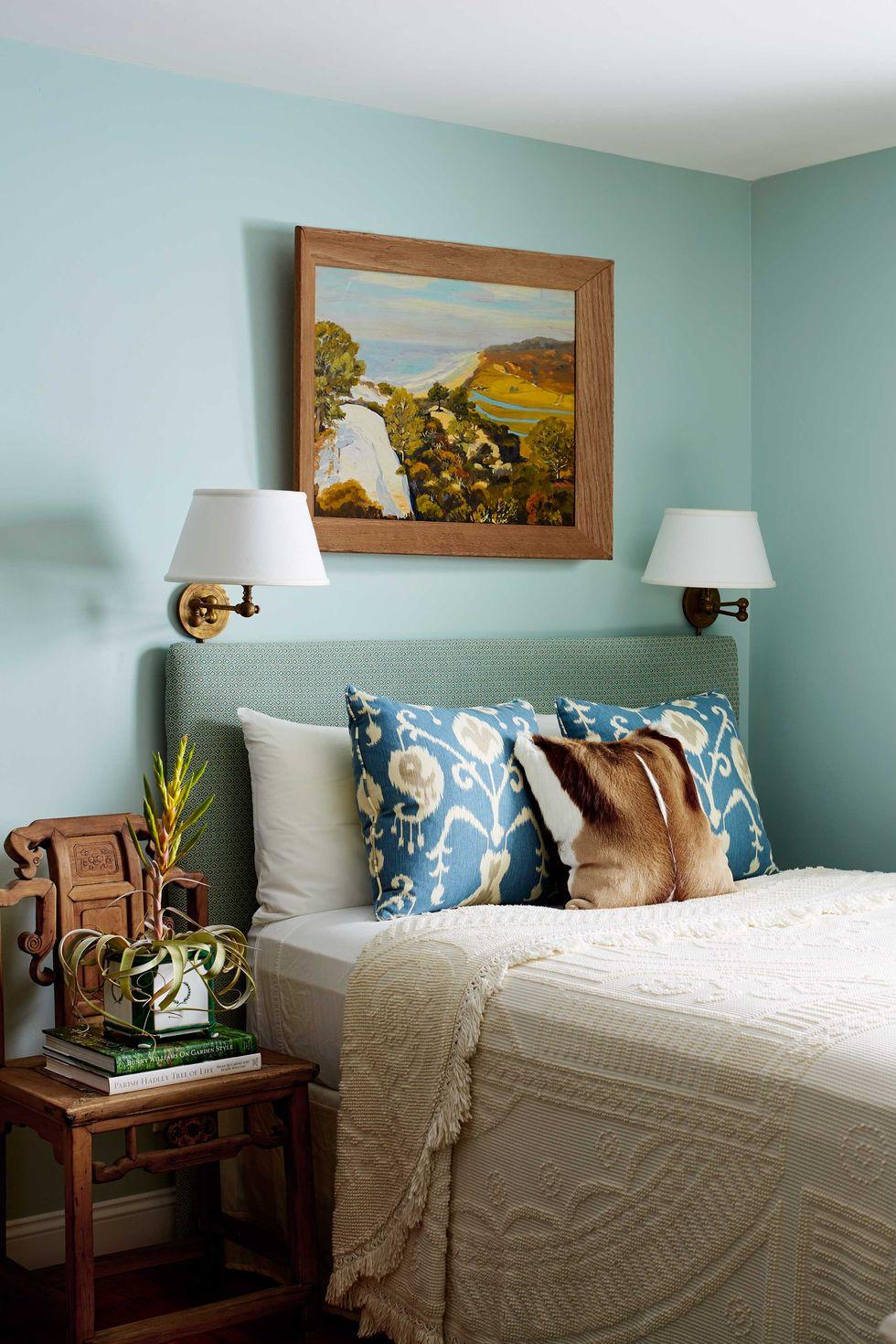 Sáng tạo không gian phòng ngủ