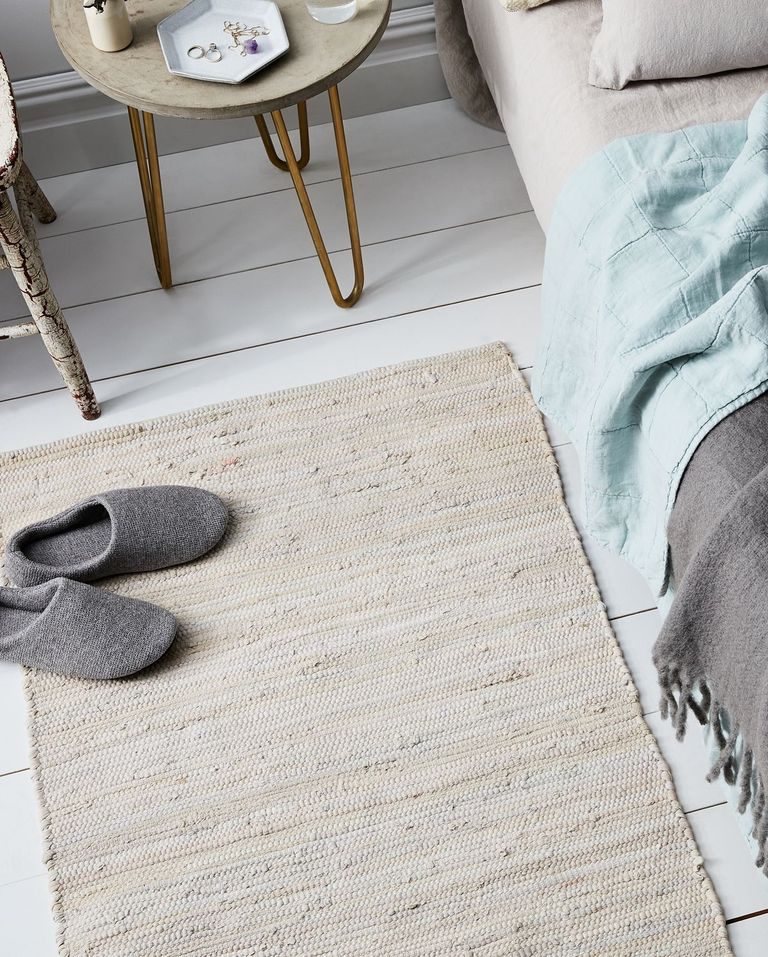 Tấm thảm vải lanh