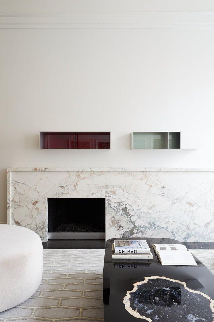 Tăng giá trị phòng khách bằng vật liệu tự nhiên