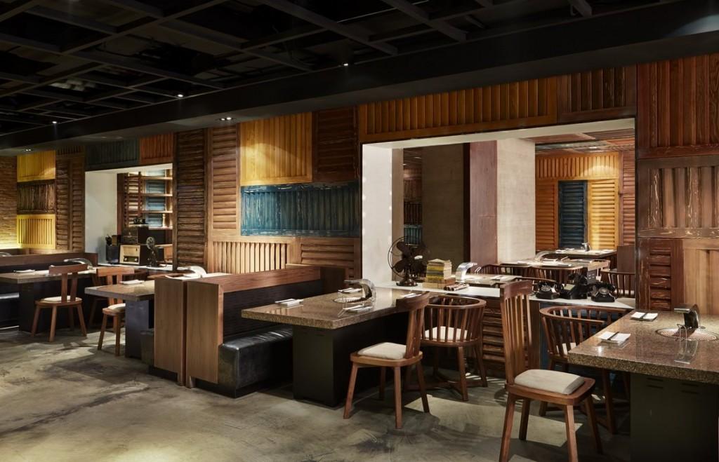 Thiết kế nhà hàng theo xu hướng đương đại