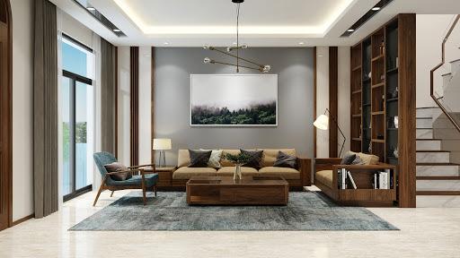 Thiết kế nội thất biệt thự nhà phố 11