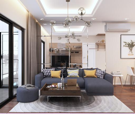 Thiết kế nội thất biệt thự nhà phố 13