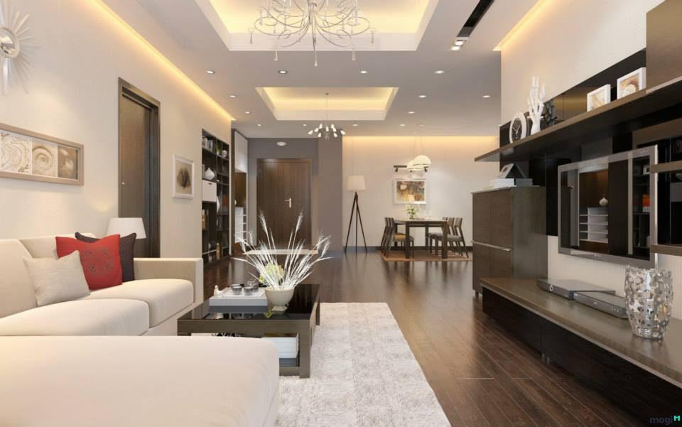Thiết kế nội thất biệt thự nhà phố 4