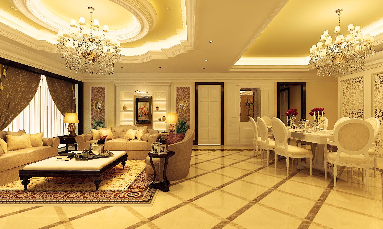 Thiết kế nội thất nhà phố cổ điển 2