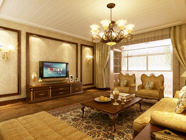 Thiết kế nội thất nhà phố cổ điển 3