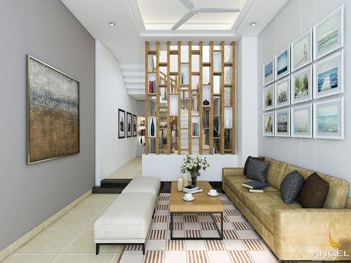 Thiết kế nội thất nhà phố cổ điển 9