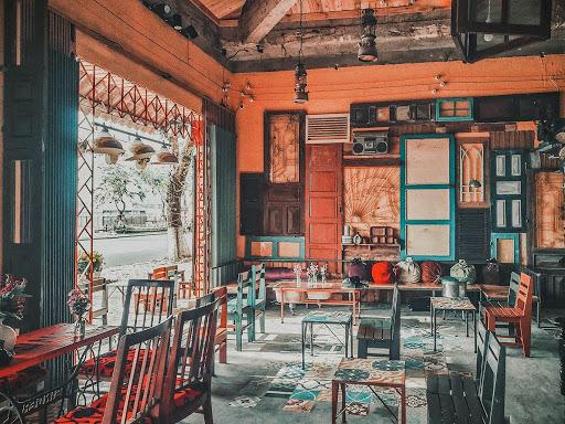 Thiết kế quán cafe độc đáo 2
