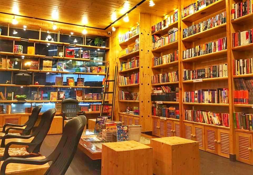 Thiết kế quán cafe độc đáo 3