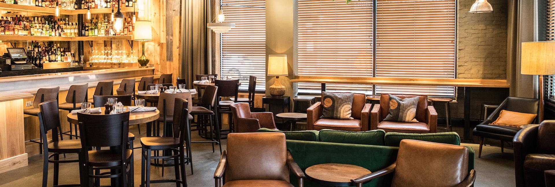 Thiết kế quán cafe độc đáo 4