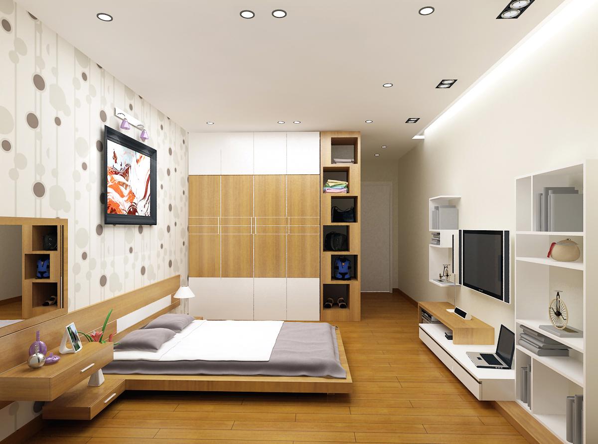 Trọn gói nội thất căn hộ 2 phòng ngủ