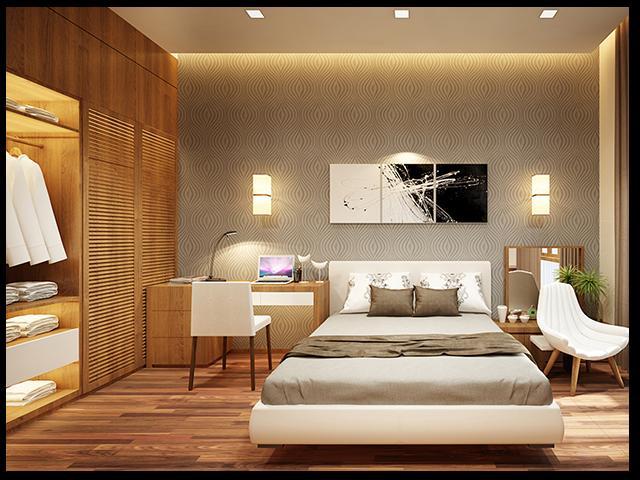 Trọn gói nội thất căn hộ 2 phòng ngủ 1
