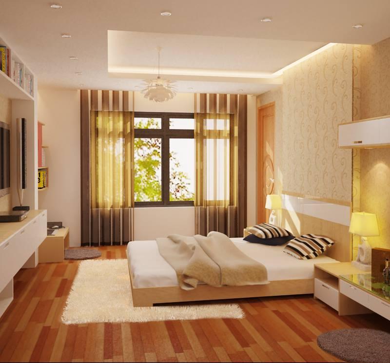 Trọn gói nội thất căn hộ 2 phòng ngủ 3