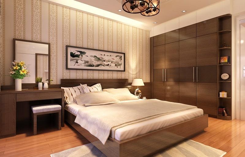 Trọn gói nội thất căn hộ 2 phòng ngủ 4