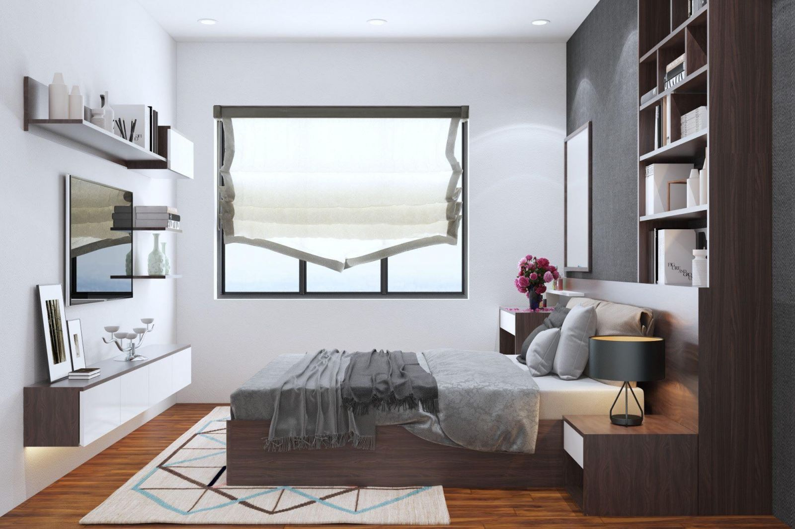 Trọn gói nội thất căn hộ 2 phòng ngủ 8