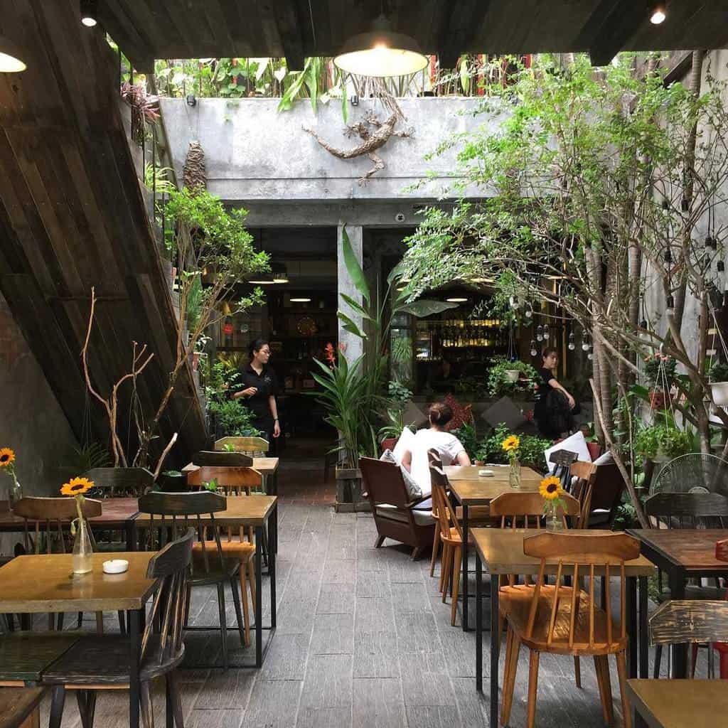 Tư Vấn Thiết Kế Nội Thất Quán Cafe 13