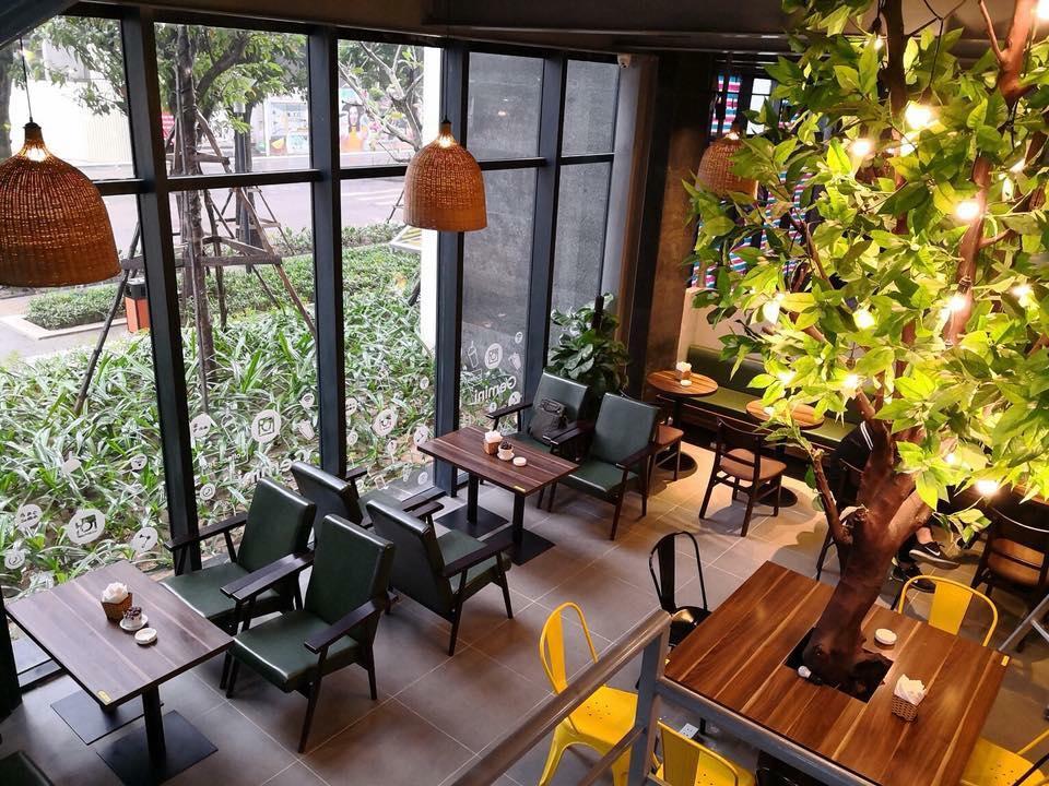 Tư Vấn Thiết Kế Nội Thất Quán Cafe 14