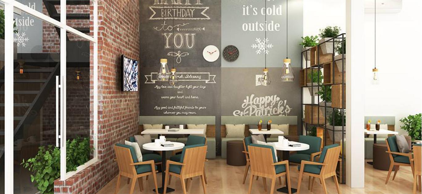 Tư Vấn Thiết Kế Nội Thất Quán Cafe 17