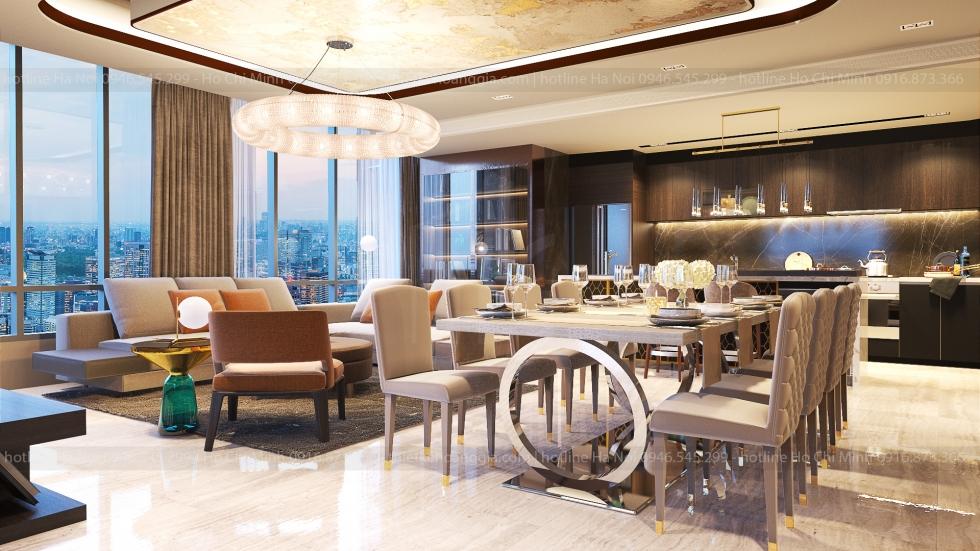 Tư vấn thiết kế nội thất chung cư 11