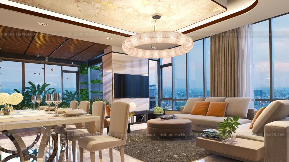 Tư vấn thiết kế nội thất chung cư 9