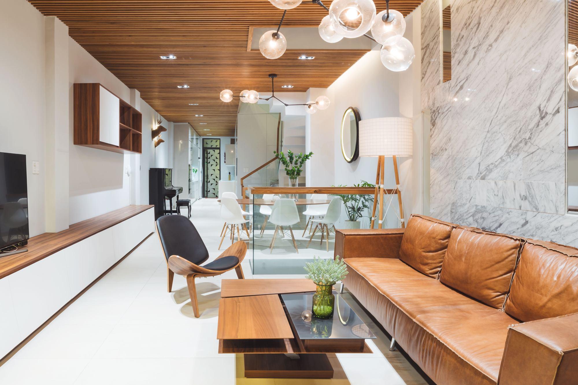 Tư vấn thiết kế phòng khách