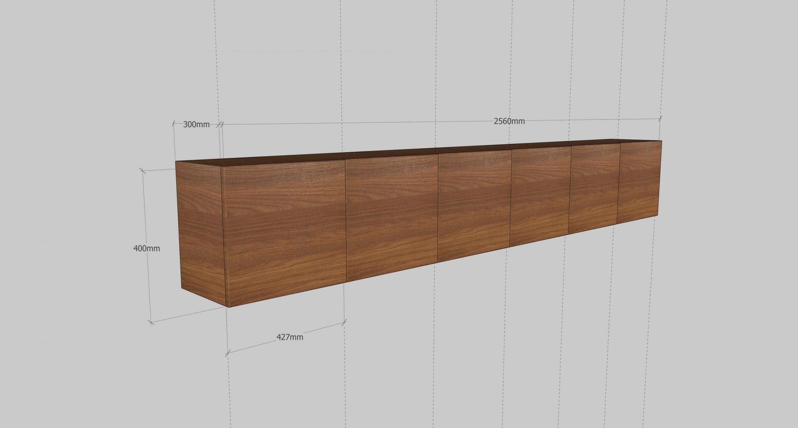 Bản thiết kế đồ gỗ nội thất