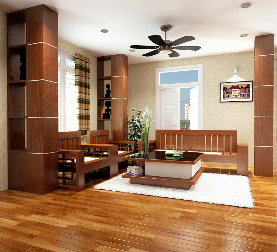 Nội thất gỗ công nghiệp 5