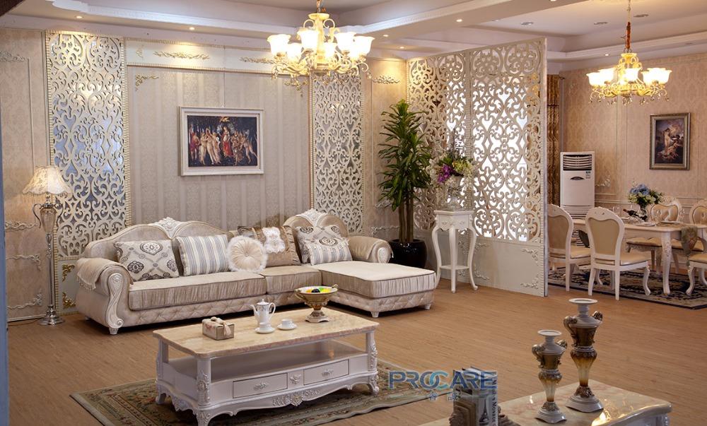 Phòng khách thiết kế Tân Cổ Điển 6