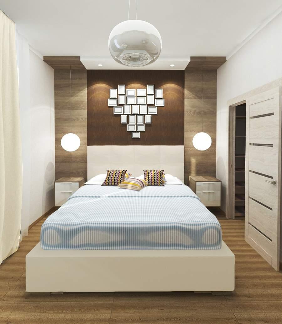 Phòng ngủ chung cư nhỏ