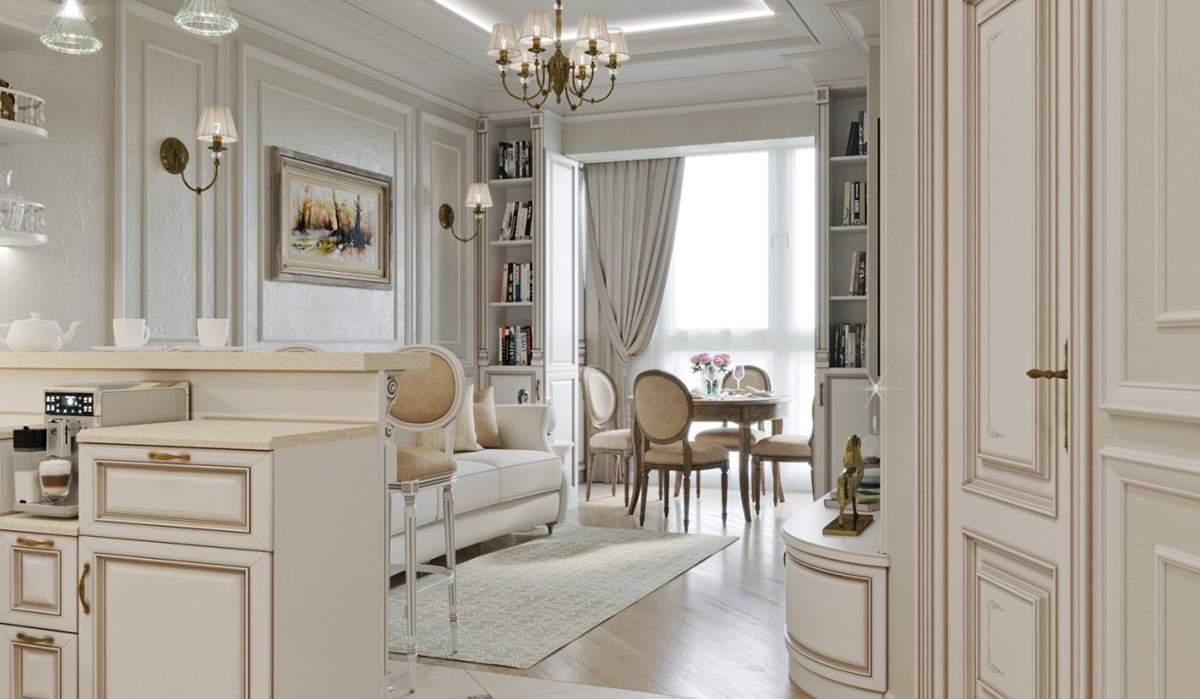 Thiết kế nội thất chung cư 100m2 1
